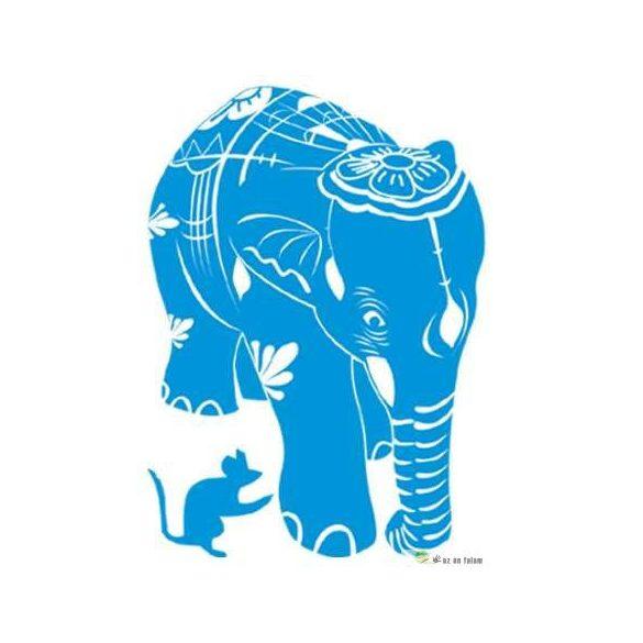 Az egér és az elefánt