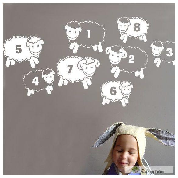 Számoljunk báránykákat