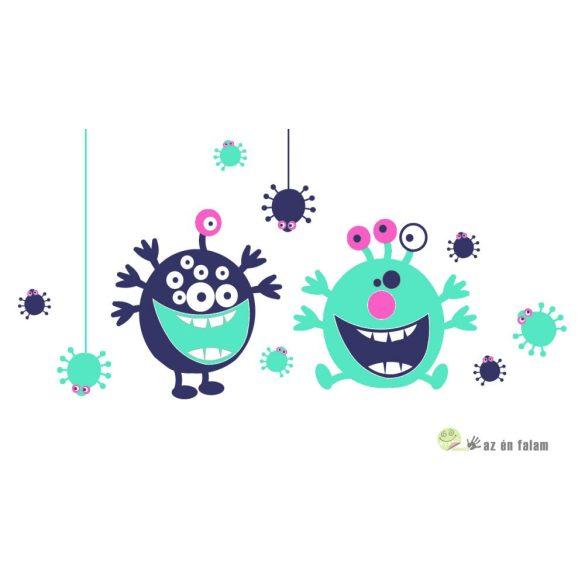 Szörnyecskék 2