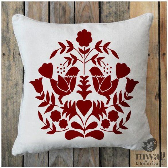 Madárkás - MyWall stencilkollekció