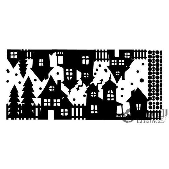 Téli ablak