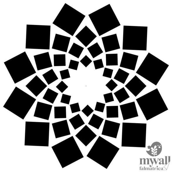 Kaleidoszkóp - MyWall falmatrica