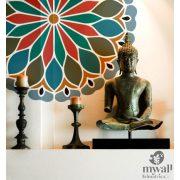Mandala 02 MyWall stencil