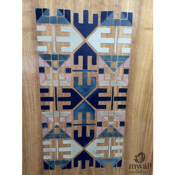 Nomád szőnyeg - MyWall stencilcsalád