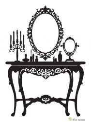 Pipere asztal