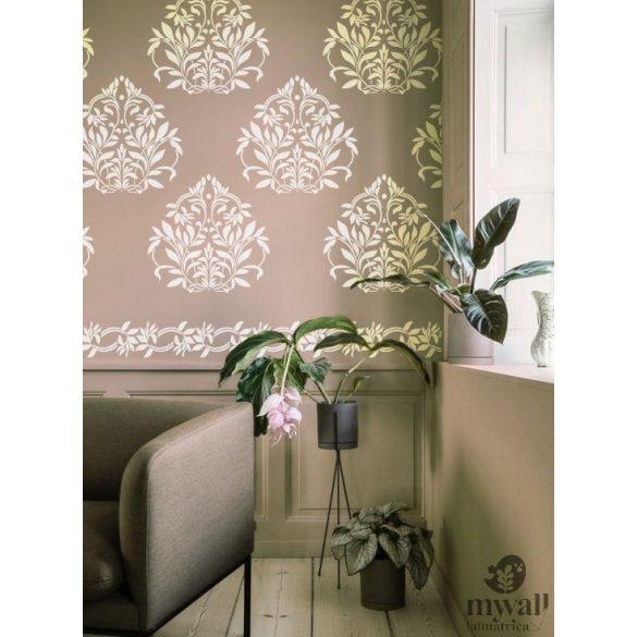 Dekoratív indák - MyWall stencilkollekció