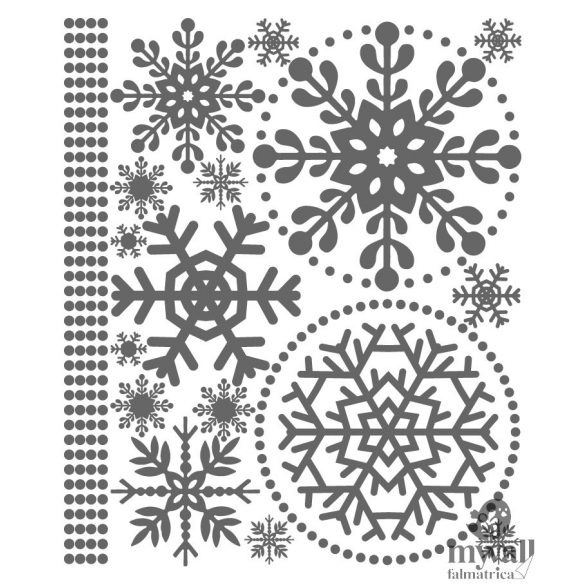 Hógömbök - MyWall falmatrica