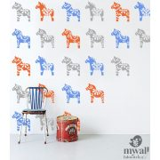 DALA lovacskák - Mywall stencilcsalád