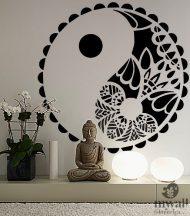 Yin-Yang - MyWall stencil