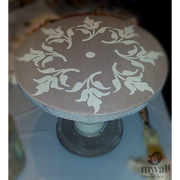 Táncoló levelek-MyWall stencil