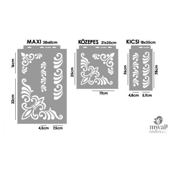 Blondel-MyWall stencil