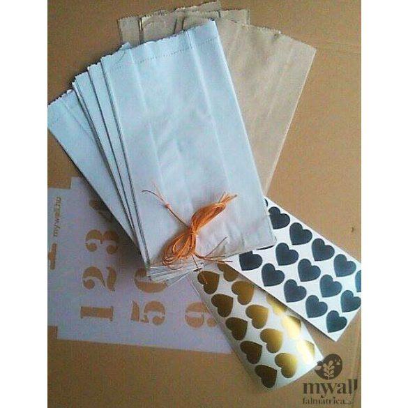 Adventi naptár - Mywall  DIY stecil készlet