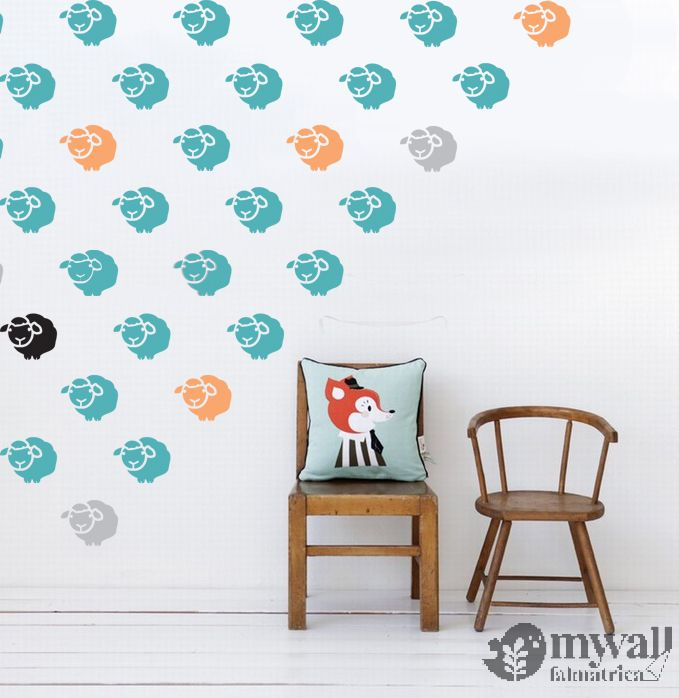 Barik - Mywall stencil