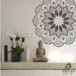 Mandala 06 - MyWall stencil