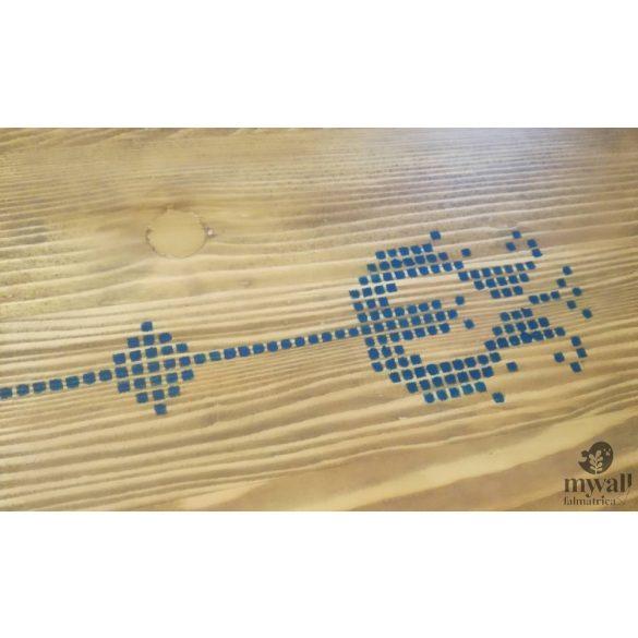 Rács - MyWall stencil