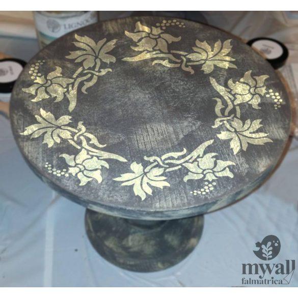 Kúszó virágok-MyWall stencilcsalád