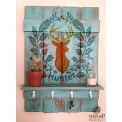 Hunter - MyWall stencilcsalád