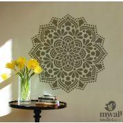 Mandala 07 - MyWall stencilkollekció