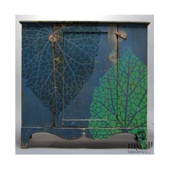 Csodás levelek -  MyWall stencilcsalád