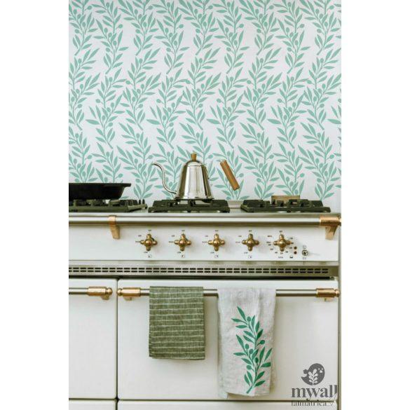 Oliv - MyWall stencilcsalád