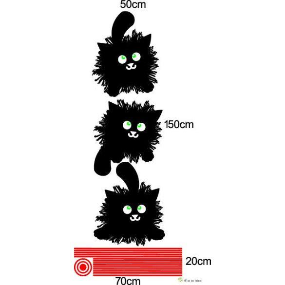 Három cica